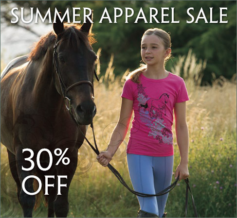 Summer Apparel Sale