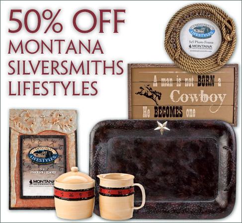 50% off Montana Silversmiths Lifestyles