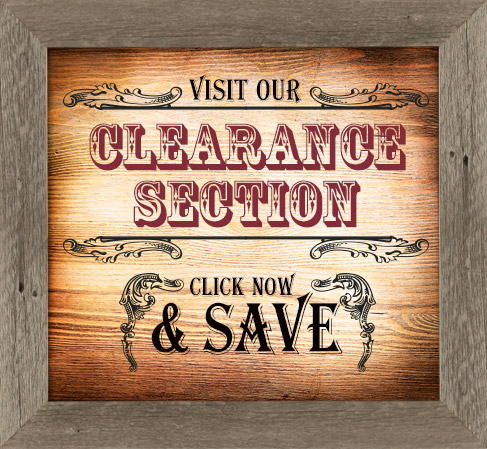 Pleasant Ridge Clearance Section