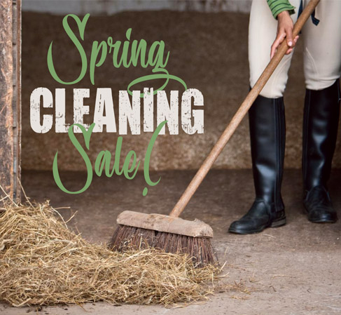 Pleasant Ridge Spring Cleaning Sale