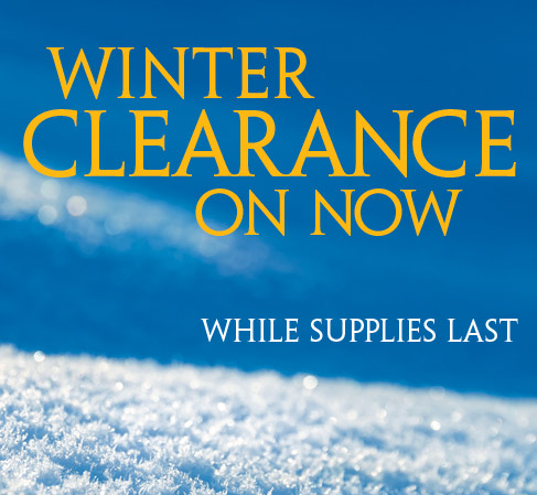 Pleasant Ridge Winter Clearance On Now