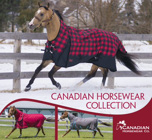 Canadian Horsewear Collection
