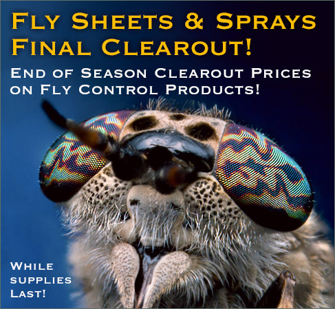 Fly Products Clearout