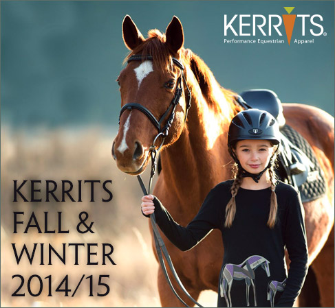 Kerrits Fall and Winter 2014-2015