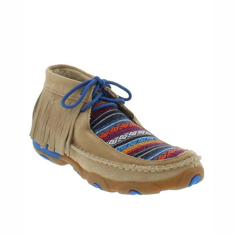 Model Home  Boots  Womens Footwear  Women39s Twisted X Bomber Boat Shoes