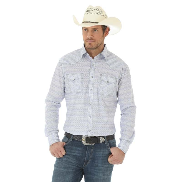 Men's 20X Tall Wrangler Competition Shirt