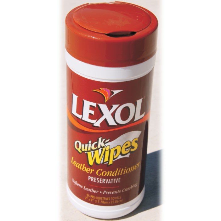 how to use lexol leather conditioner