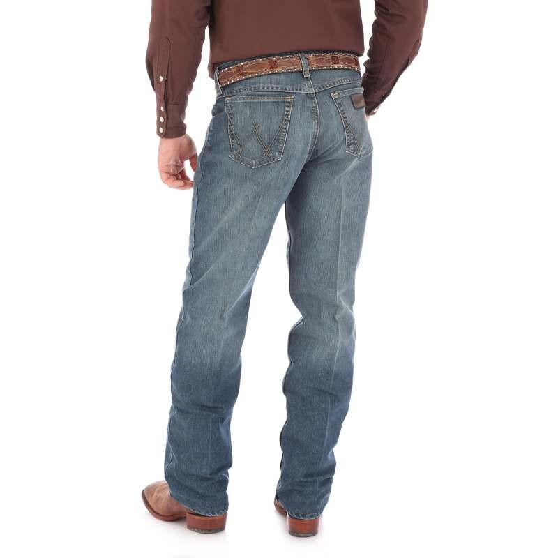 Men's Wrangler 20X Competition Relaxed Cool Vantage Jean 1MCVSB