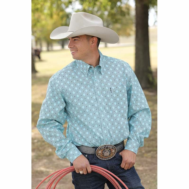 Men's Cinch Performance Western Shirt