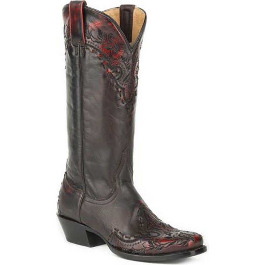 Ladies Roper Fashion Cowboy Boot