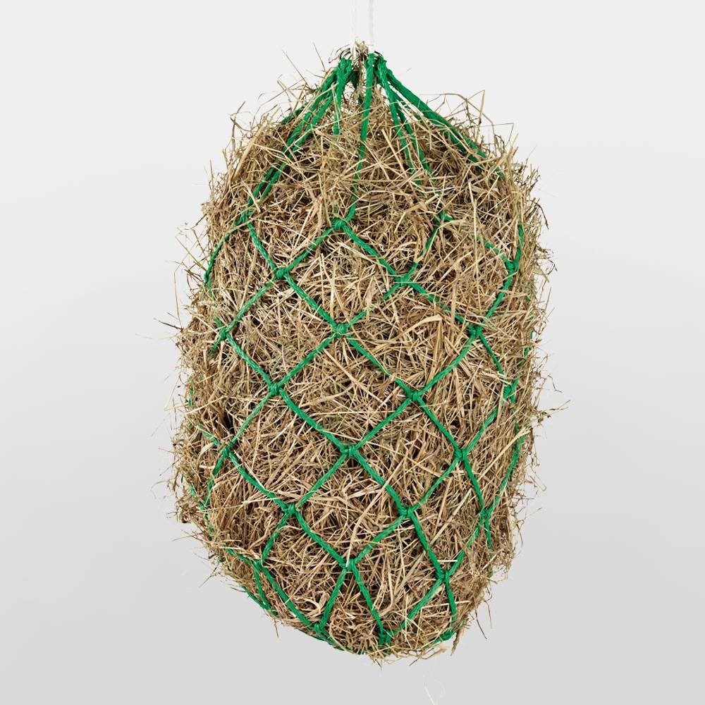 Hay Net with Rings