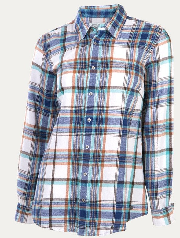 2bed61dc39 Noble Outfitters Ladies Downtown Flannel