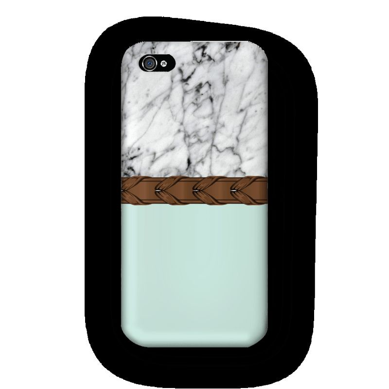Spiced Equestrian Laced Mint iPhone 7 Case