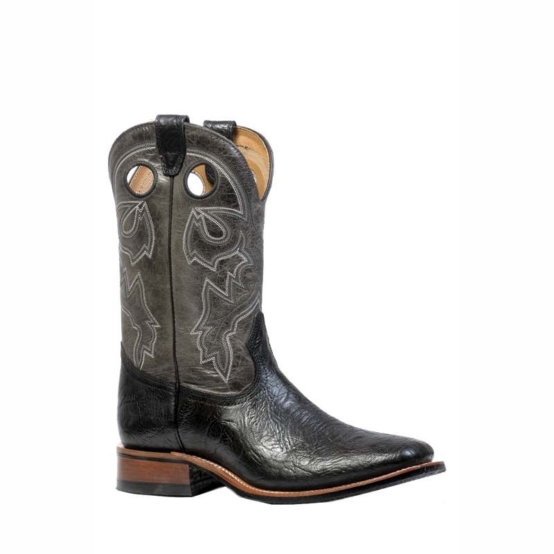 Men's Boulet Black Western Boot