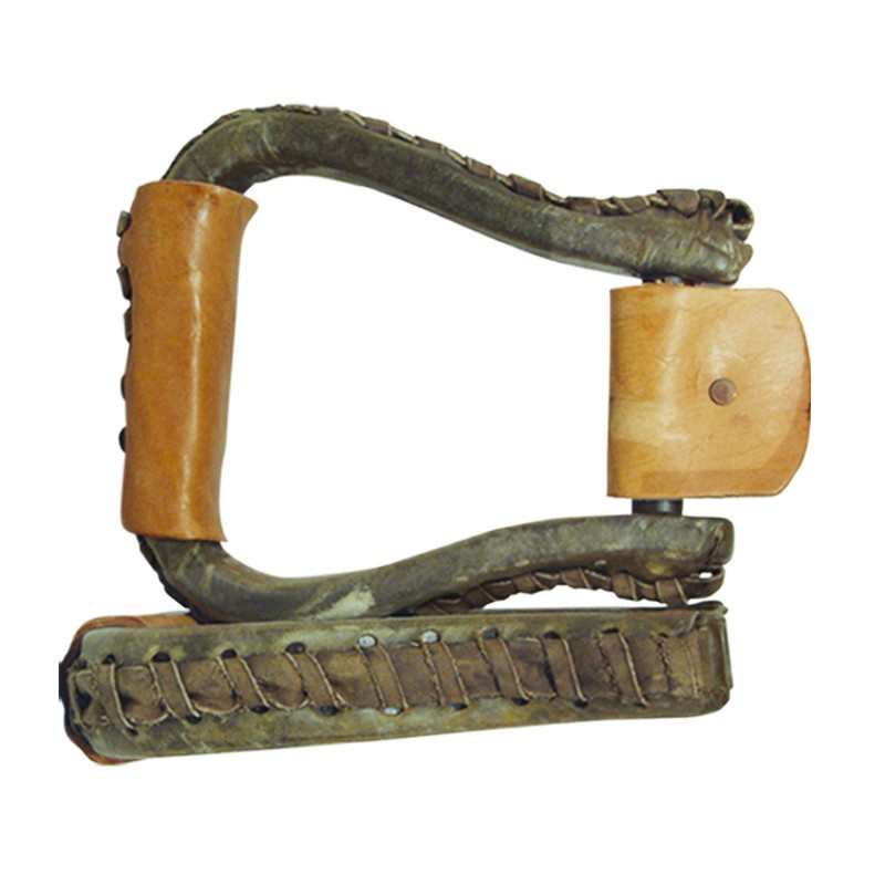 Rawhide Contest Stirrups by Alamo Saddlery