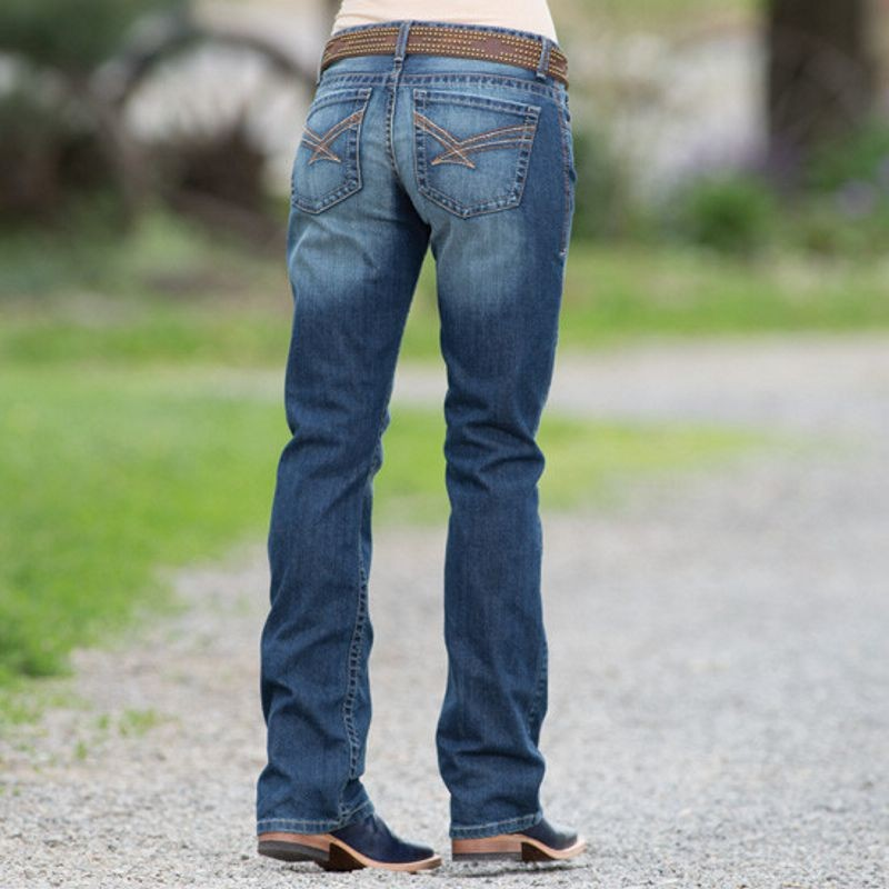 Ladies Cinch Ada Riding Jeans