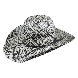 American Hat Multi Colour Straw Hat