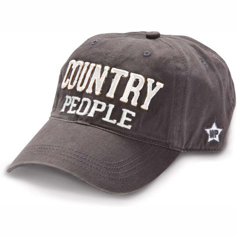 Country People Adjustable Hat