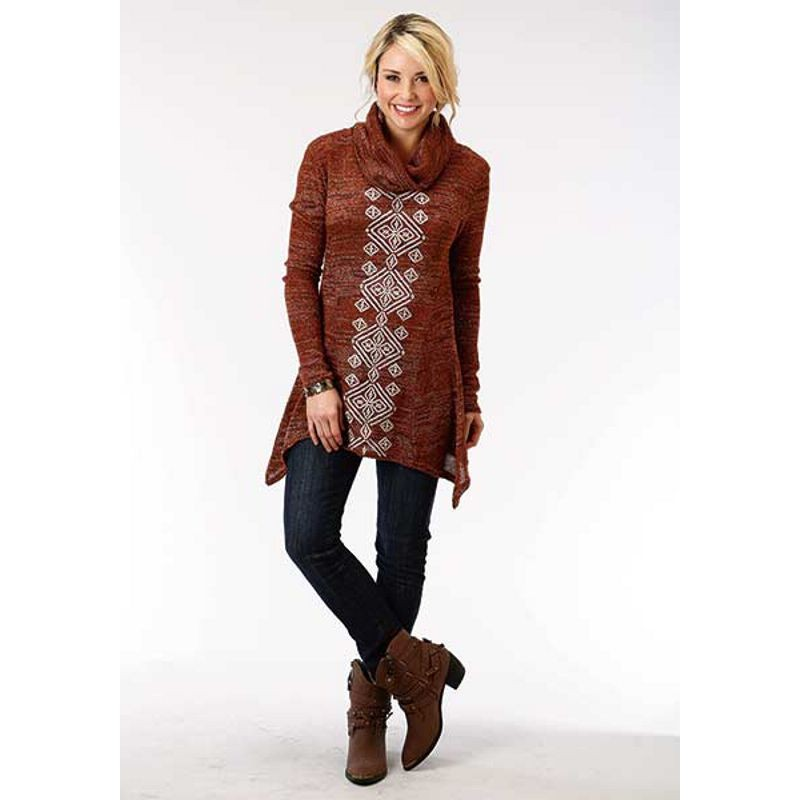 Ladies Roper Fashion Tunic