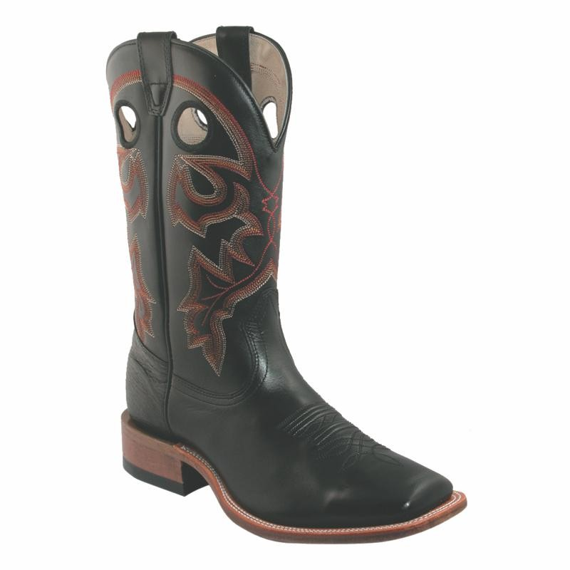 s boulet leather sole boot