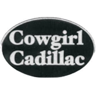 HITCH COVER -COWGIRL CADILLAC