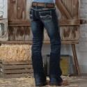 Ladies Cowgirl Tuff No Limits Jeans
