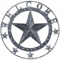 """Welcome Star 18""""  Bronze or Silver"""