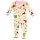 Hatley Infant Pony Orchard Mini Footed Coverall