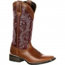 Ladies Durango Mustang Pull On Boot