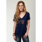 Ladies Roper Short Sleeve Jersey Tee