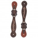 Country Charm Ladies Spur Straps