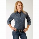 Ladies Roper Amarillo Western Shirt