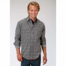 Men's Roper Printed Western Shirt