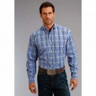 Men's Long Sleeve Stetson Western Shirt