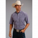 Men's Shortsleeve Stetson Western Shirt