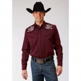 Men's Roper Western Style Shirt