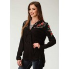 Ladies Roper Fashion Embroidered Top