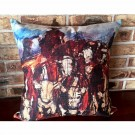 Cattle Herd Pillow Cover