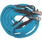 Mini Rope Reins with leather loops