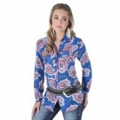 Ladies Rock 47 Multi Print Shirt