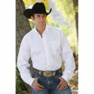 Men's Cinch White Shirt