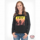 Ladies Cowgirl Tuff Long Sleeve Shirt