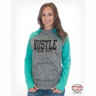 Ladies Cowgirl Tuff Athletic Hoodie
