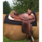 Coopers Ridge Fat Boy Square Western Saddle Pad