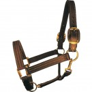 Draft Leather Halter by Bromont
