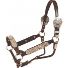Rochester Tory Leather Show halter