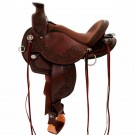Circle Y Walnut Grove Flex2 Trail Saddle