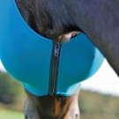 Lami-Cell Turquoise Lycra Fly Mask