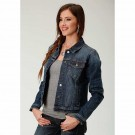 Ladies Roper Denim Jacket