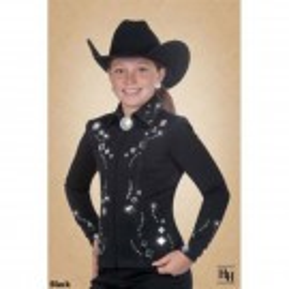 Hobby Horse Metallique Girls Jacket
